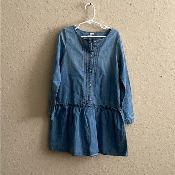 Girls jeans shirt